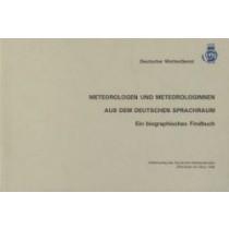 Meteorologen und Meteorologinnen aus dem deutschen Sprachraum