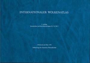 Internationaler Wolkenatlas (VuB Nr. 12, Teil I)